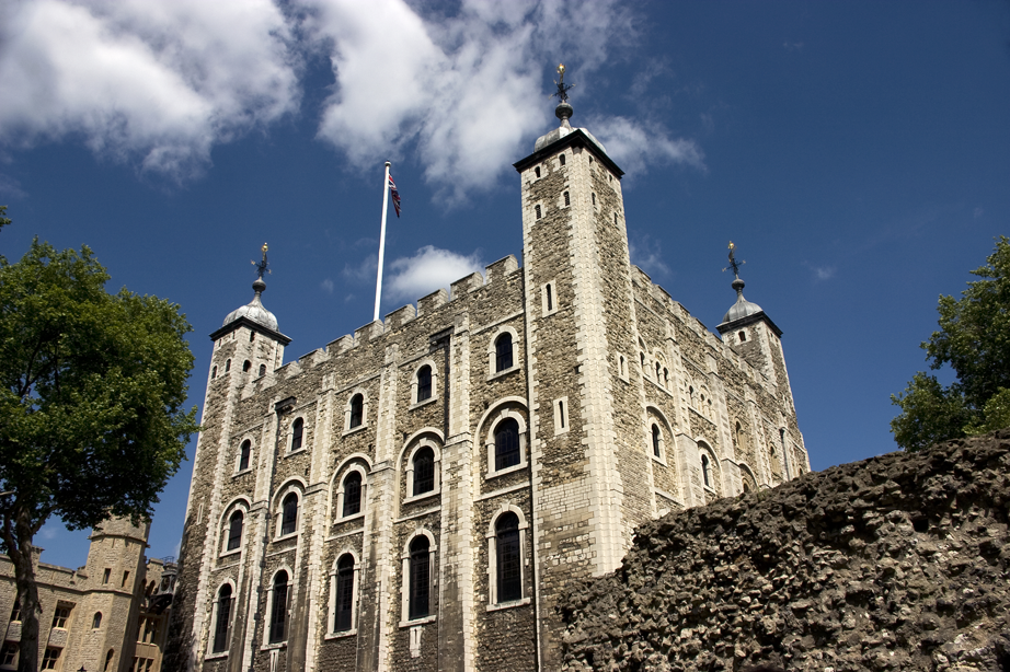 Tower of London, U.K.