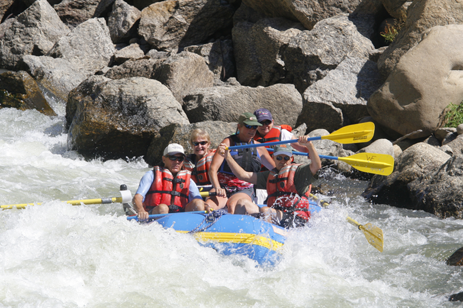 Rafting on Colorado's Arkansas Headwaters