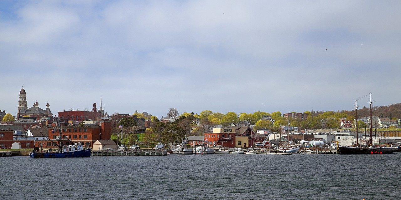 Postcard  From New England #2